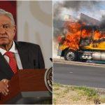 amlo violencia guanajuato - Tras violencia en Guanajuato, López Obrador urge no proteger a criminales