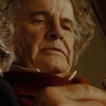 bilbo bolson - Peter Jackson dedica emotiva carta de despedida a Ian Holm, Bilbo Bolsón en El señor de los anillos