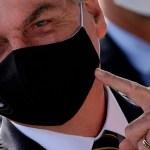 bolsonaro 3 - Bolsonaro tomará acciones legales contra Anonymous por la publicación de sus datos personales