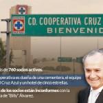 """coopera billy 2 - Empleados de Cruz Azul piden a AMLO que les haga justicia: """"Billy"""" lleva 32 años robándonos, dicen"""