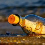 mensaje botella 1000 dolares - Un mensaje en una botella resulta en una inusual amistad