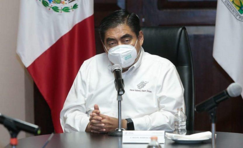 """puebla covid19 secretario salud - Barbosa aplaude detención de """"El Loco Téllez"""", líder huachicolero"""