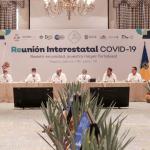 reunion tequila jalisco - Ocho gobernadores presentan acuerdos para enfrentar la COVID-19 y piden diálogo con AMLO