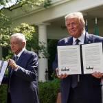 15942398557091 - A este gran presidente me gustaría decir que ha sido un placer tenerlo con nosotros: Trump