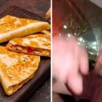 33 mexico quesadilla sinqueso taco - Americano enloqueció al saber que hay quienes piden sin queso las quesadillas. Se guió del nombre