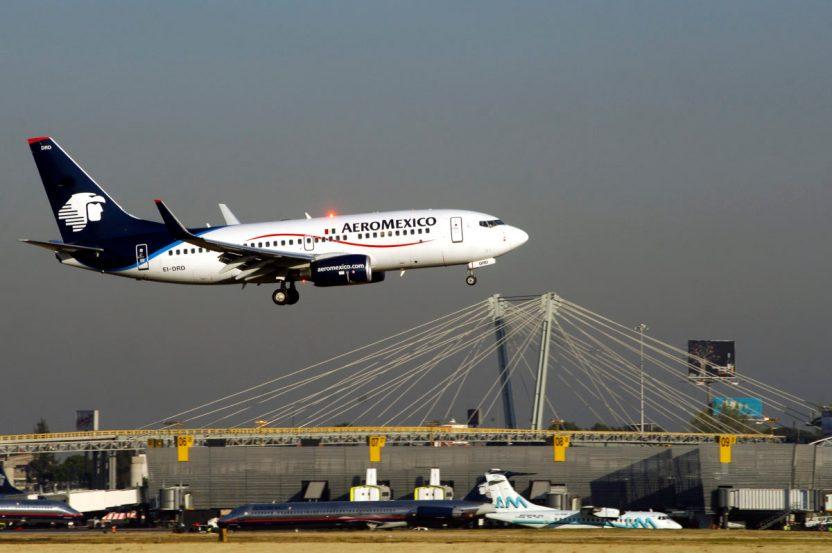 AEROMEXICO e1554175639751 - Moody's degrada las notas crediticias de Aeroméxico tras declaración de bancarrota