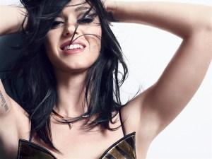Katy Perry 1 - Katy Perry lució su súper panza de embarazada y no creerás quién será la madrina (FOTOS)