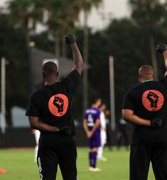 MLS is back - Con protesta de jugadores negros y en plena pandemia, arrancó la MLS