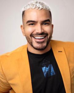 WhatsApp Image 2020 07 10 at 12.39.55 PM - ¡Nada lo detiene! El presentador venezolano Ronald Sanoja se reinventa en cuarentena