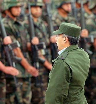 calderon - En reserva, el documento con las cifras fatales de la guerra calderonista