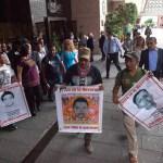 cocula - Para la CNDH, los normalistas de Ayotzinapa siguen vivos