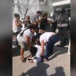 colima - Golpes y empujones en el Congreso de Colima; aprueban contratar deuda