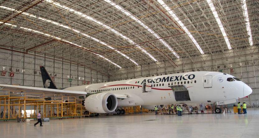cuartoscuro 745885 digital - Aeroméxico transporta en junio 80.7% más pasajeros que en mayo, pero 86.1% menos que hace un año
