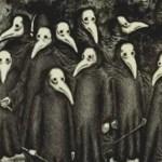 ilustracion de medicos con trajes especiales para luchar contra la peste negra crop1594660239939.jpg 673822677 - Cómo terminó la peste negra