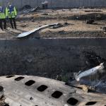 """iran avion ucraniano - Irán anuncia que el derribo del avión ucraniano se debió a """"un error humano"""" en su sistema de defensa"""