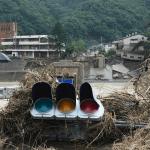 japon evacuacion lluvias - Autoridades de Japón piden la evacuación de 230 mil personas por los riesgos del temporal de lluvias