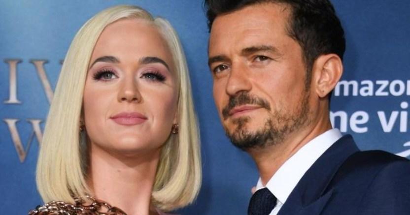katy perry y orlando bloom crop1596160377736.jpg 673822677 - Katy Perry dedica canción a su bebé junto a Orlando Bloom