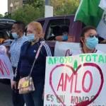migrantes apoyo AMLO - Migrantes en EU refrendan apoyo a AMLO: 'No estás solo'