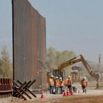 muro fronterizo - EU entrega al ejército estadounidense más de 23 hectáreas de tierras públicas para construir muro fronterizo