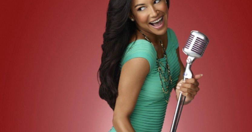 naya rivera glee 1 crop1594691952619.jpg 673822677 - Ricky Martin recuerda a Naya Rivera cuando cantó con ella en Glee