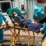 paciente - Los sobrevivientes de COVID-19 sufren mucha fatiga, problemas de sueño, tos y ganas de llorar