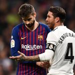 """pique ramos 0229 getty - Les tocó """"bailar con las más feas"""": Real Madrid y Barcelona lo tienen cuesta arriba en esta Champions League"""