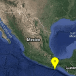 sismo crucecita oaxaca - Sismológico Nacional registra sismo magnitud 5.7 en Crucecita, Oaxaca; tuvo ligera percepción en CdMx