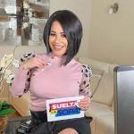 32DF8D5D 1461 4178 8247 20C4702C687E - Parecía otra: Así lucia Carolina Sandoval cuando vivía en Venezuela