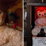 33 annabelle warren conjuro poseida escape - Twitter enloquece por presunto escape de la Annabelle real de su vitrina. Nadie quiere ir al museo