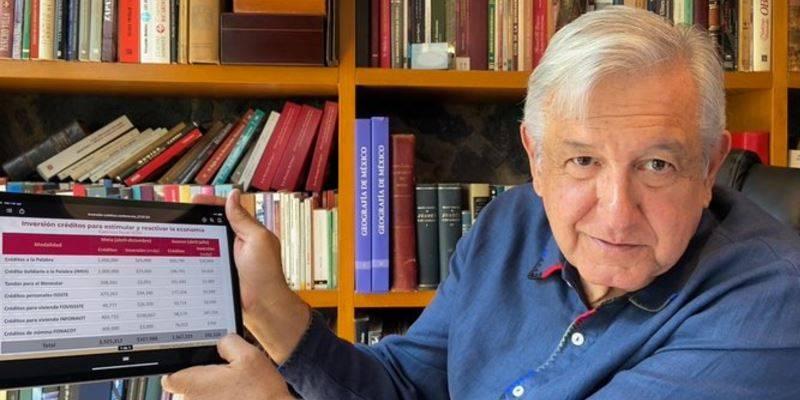AMLO economía  - México va saliendo de la crisis económica, nos vamos a recuperar: AMLO