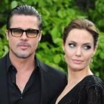 Brad Pitt y Angelina Jolie - La actriz amenaza con llevarse a sus hijos