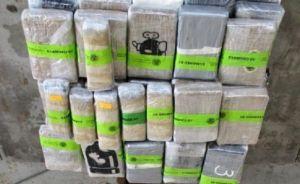 CBP - Decomisan más de $2 millones de dólares en droga escondida en bus mexicano en Texas