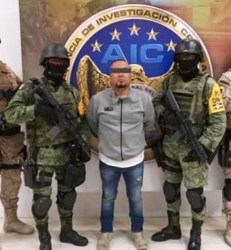 EeanXGgVoAISbSQ - Detienen a 'El Marro', líder del cártel Santa Rosa de Lima