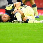 Imago 962481 scaled - Escalofriante: La terrible lesión de Bruno Valdéz que lo podría dejar fuera del torneo