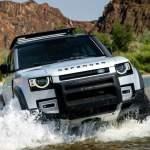 Land Rover Defender 2020 un todoterreno imponente - Land Rover Defender 2020, un todoterreno imponente