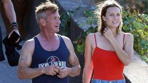 R3IXIVY3QNFQFJNB4IIUDFDBEI - Sean Penn se casó en secreto con su novia Leila George, hija del actor Vincent D'Onofrio