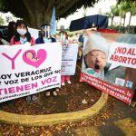 aborto veracruz - El aborto vuelve a escena