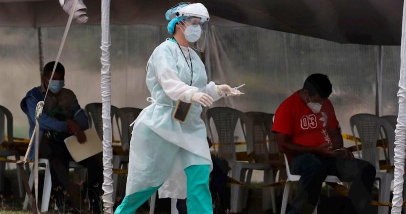 covid mundo - El mundo supera los 25 millones de casos de COVID-19: Johns Hopkins; van 842 mil 702 muertes