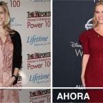famosas moda - Así se vestían y así se visten ahora estas 19 celebridades. Mila Kunis no tenía nada de glamour