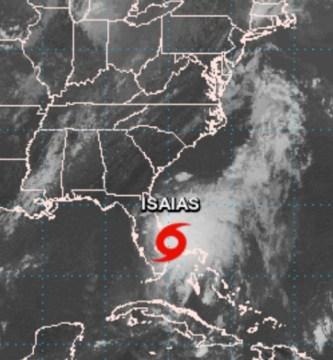 """isaias florida eu - Trump emite declaración de emergencia en Florida por tormenta """"Isaías"""""""