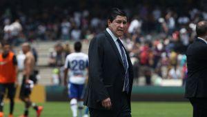 luis fernando tena chivas - Las Chivas cesan a Luis Fernando Tena como director técnico