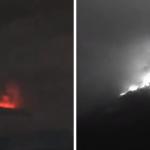 popocatepetl amarillo fase dos - VIDEOS: El Popocatépetl incrementa actividad; el semáforo de alerta está en Amarillo Fase 2: CNPC