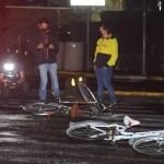 una mujer ciclista murix atropellada por un auto en la alcaldxa de benito juxrez crop1596296507598.jpeg 673822677 - Una mujer ciclista murió atropellada por un auto en la Alcaldía de Benito Juárez