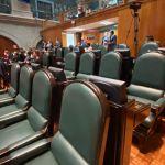Congreso edomex - PRD y PVEM abandonan el pleno del Congreso de Edomex en protesta contra Morena