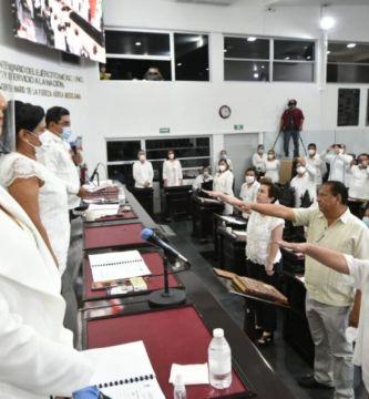 Macuspana concejo - Congreso de Tabasco desaparece el Ayuntamiento de Macuspana