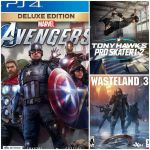 Reseña Marvels Avengers Wasteland 3 y Tony Hawks Pro Skater 1 2  - Reseña: Marvel's Avengers, Wasteland 3 y Tony Hawk's Pro Skater 1+2