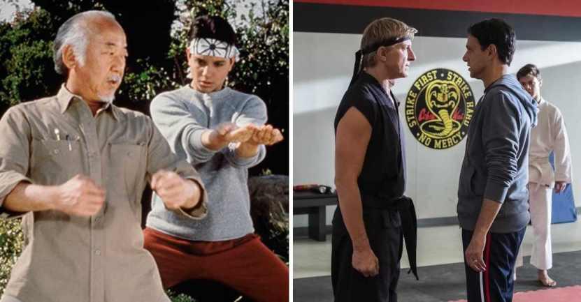 cobra kai supera a karate kid en rotten tomatoes - Cobra Kai supera con 94% a Karate Kid en Rotten Tomatoes. Johnny le ganó en su revancha a Daniel-san