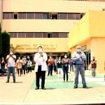 hospitales - Cinco hospitales del IMSS e ISSSTE ganan parte de los premios por la rifa del avión presidencial