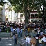 oaxaca covid 19 - Con la muerte de un funcionario, Oaxaca regresa a semáforo naranja de covid-19