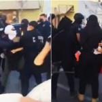 represion a mujeres ciudad juarez - Exigen castigo por represión policiaca contra mujeres en Ciudad Juárezn (Videos)